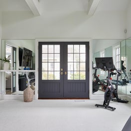 Luxe Master Suite —Gym