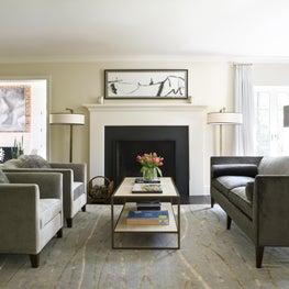 Westwood living room