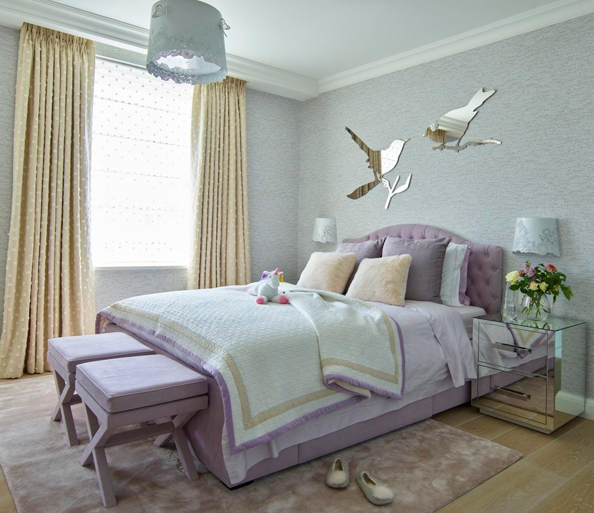 Kensington Townhouse Children's Bedroom