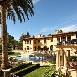 Villa Fatio Beverly Hills