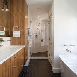 Madrona Modern Bathroom