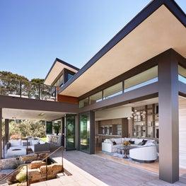 Hilltop Dream   Outdoor Room