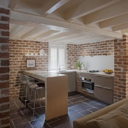 Bulthaup Basement Kitchen