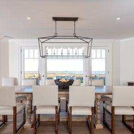 Queen Anne Shingle Style Beach House
