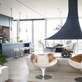 Vero Beach Residence - Family Room East