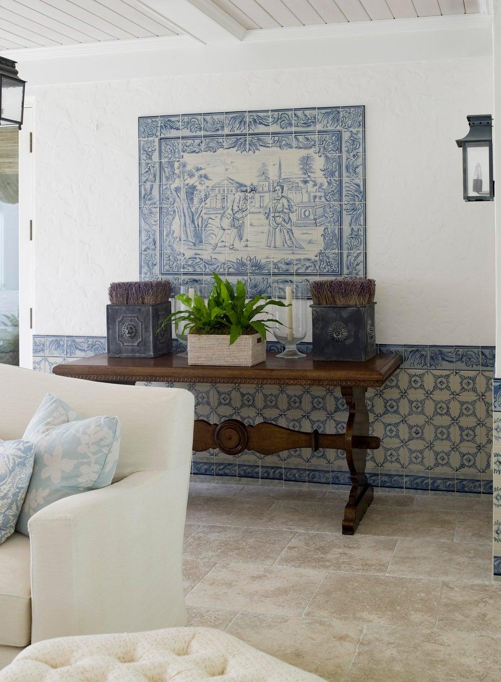Mediterranean house in Palm Beach