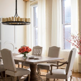 Dining Room in Williamsburg Loft