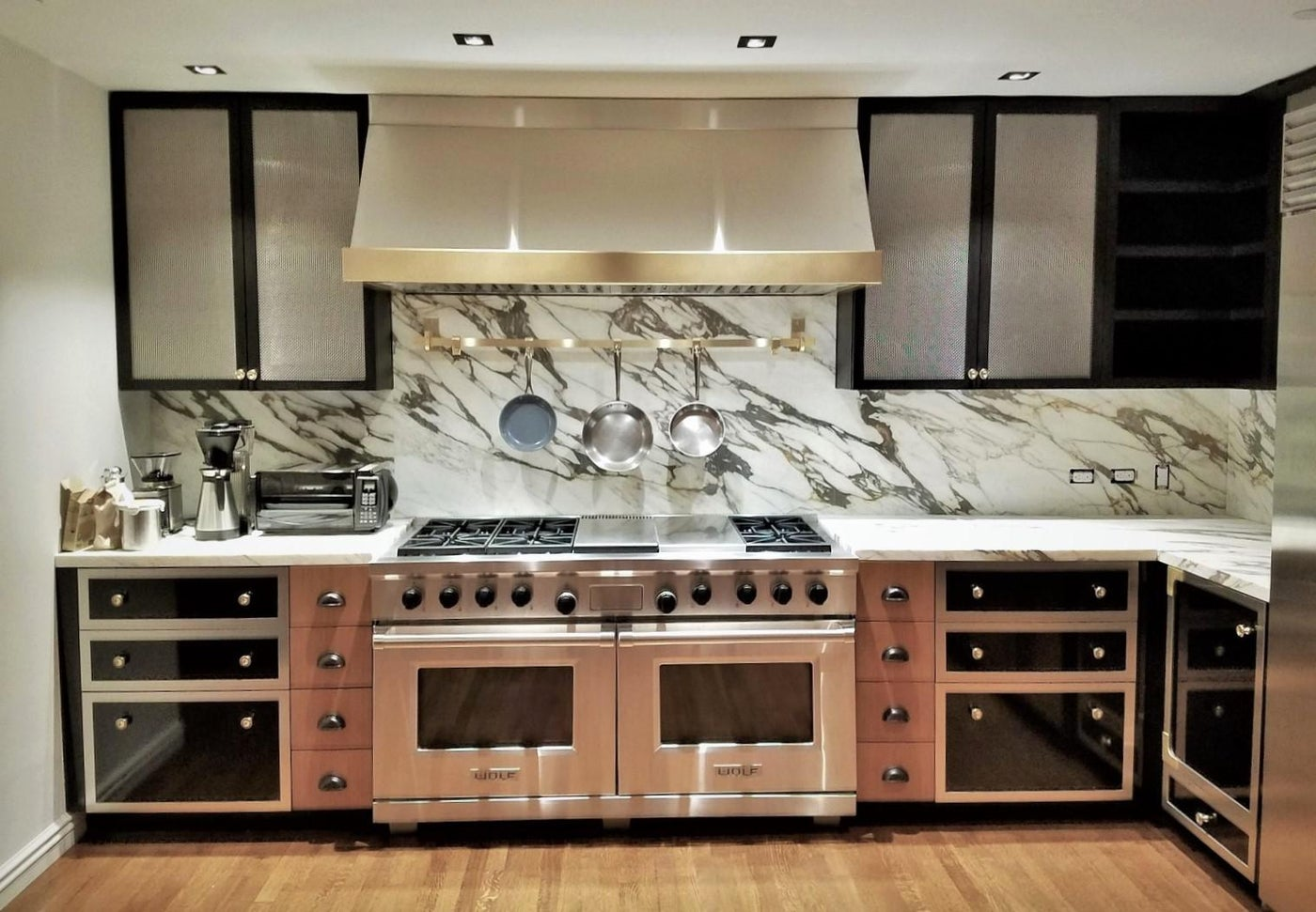 NYC Penthouse Kitchen Remodel