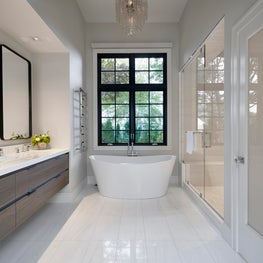 Master Bath, Scarsdale, New York