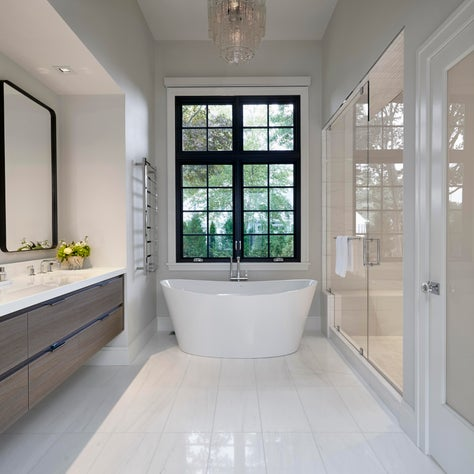 Master Bath, Scarsdale, New York