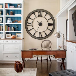 Every professional needs a home office that inspires productivity.