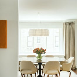 Madison Ave Duplex Dining Room