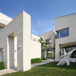 Hickory Residence - Entry Garden