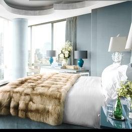 New York Residence, Master Bedroom