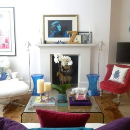 Notting Hill Living Room