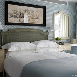 Chelsea Townhouse Guest Bedroom