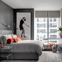 Ritz Carlton Residences, Boston; Modern artwork