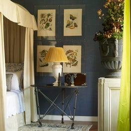 A Bedroom from the Kips Bay Decorators Showhouse