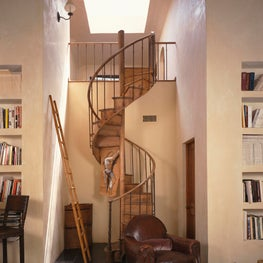 """""""An Old circular staircase I found in the Paris flea market."""" - Rose Tarlow"""