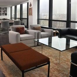 Mies van der Rohe - Living Room