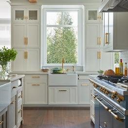 Historic Renovation —Kitchen
