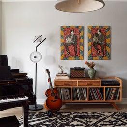 Logan Music Room