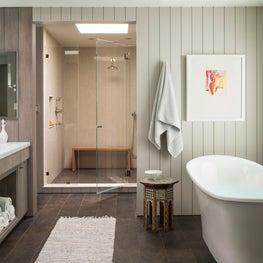 Oakland Hills master bath