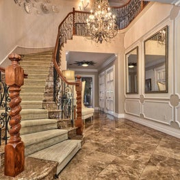 Tampa water front stairway design