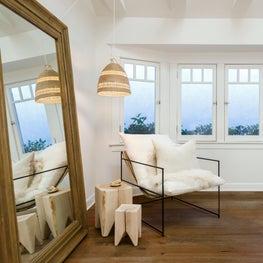 Organic Modern Sitting Room