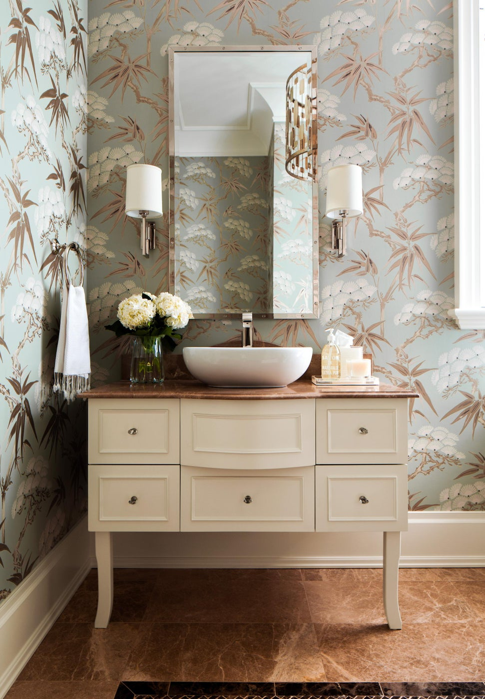 Forest Hill - Powder Room