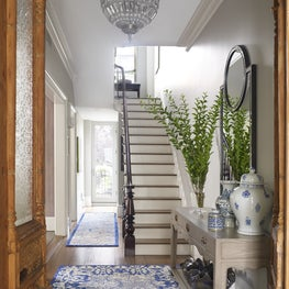 Foyer - brownstone, Cobble Hill, Brooklyn