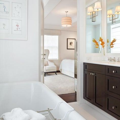 Madison Avenue Residence Master Bathroom