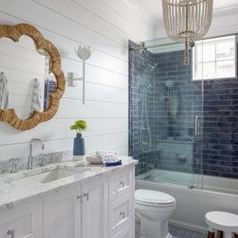 Beach House - Junior Bathroom