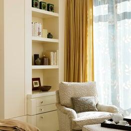 Sunny Bedroom Corner