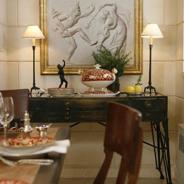 Neoclassical Dining Room 2