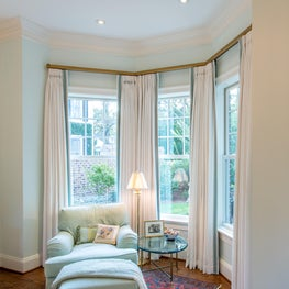 New Home in Old Mobile - Bedroom, Reading Nook, Baywindow