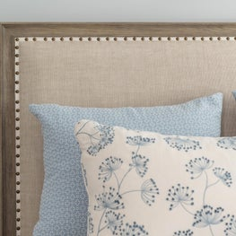 A soft palette for a soothing bedroom