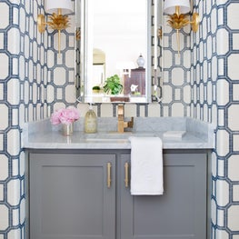 Geometric Powder Bath