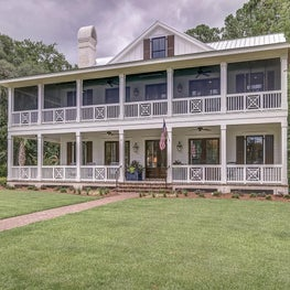 Beautiful Palmetto Bluff Lowcountry Home