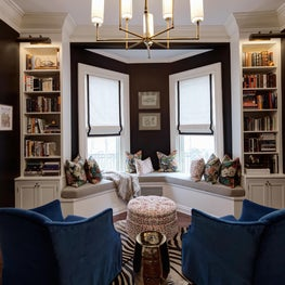 Chicago eclectic Victorian , music room
