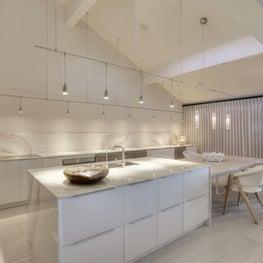 White-Wash Kitchen