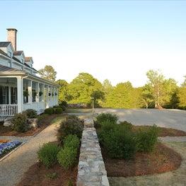 Atlanta Horse Farm Farmhouse