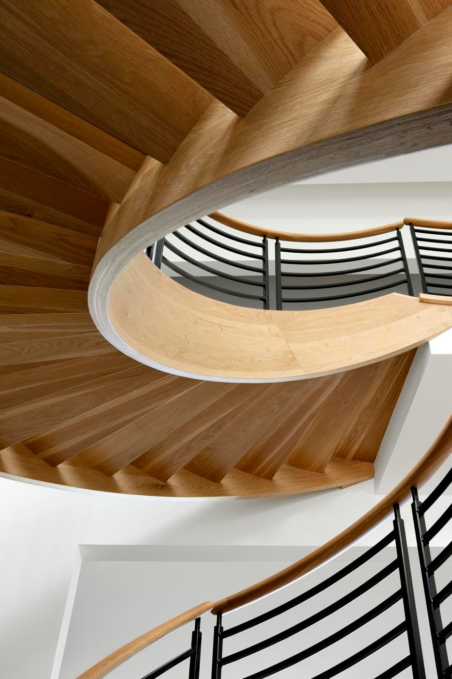 Modern House, Custom Staircase