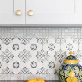 European Traditional Tile Design