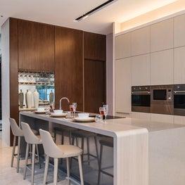 Millenial house, kitchen