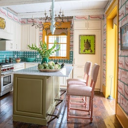 French Quarter Carriage House: Kitchen