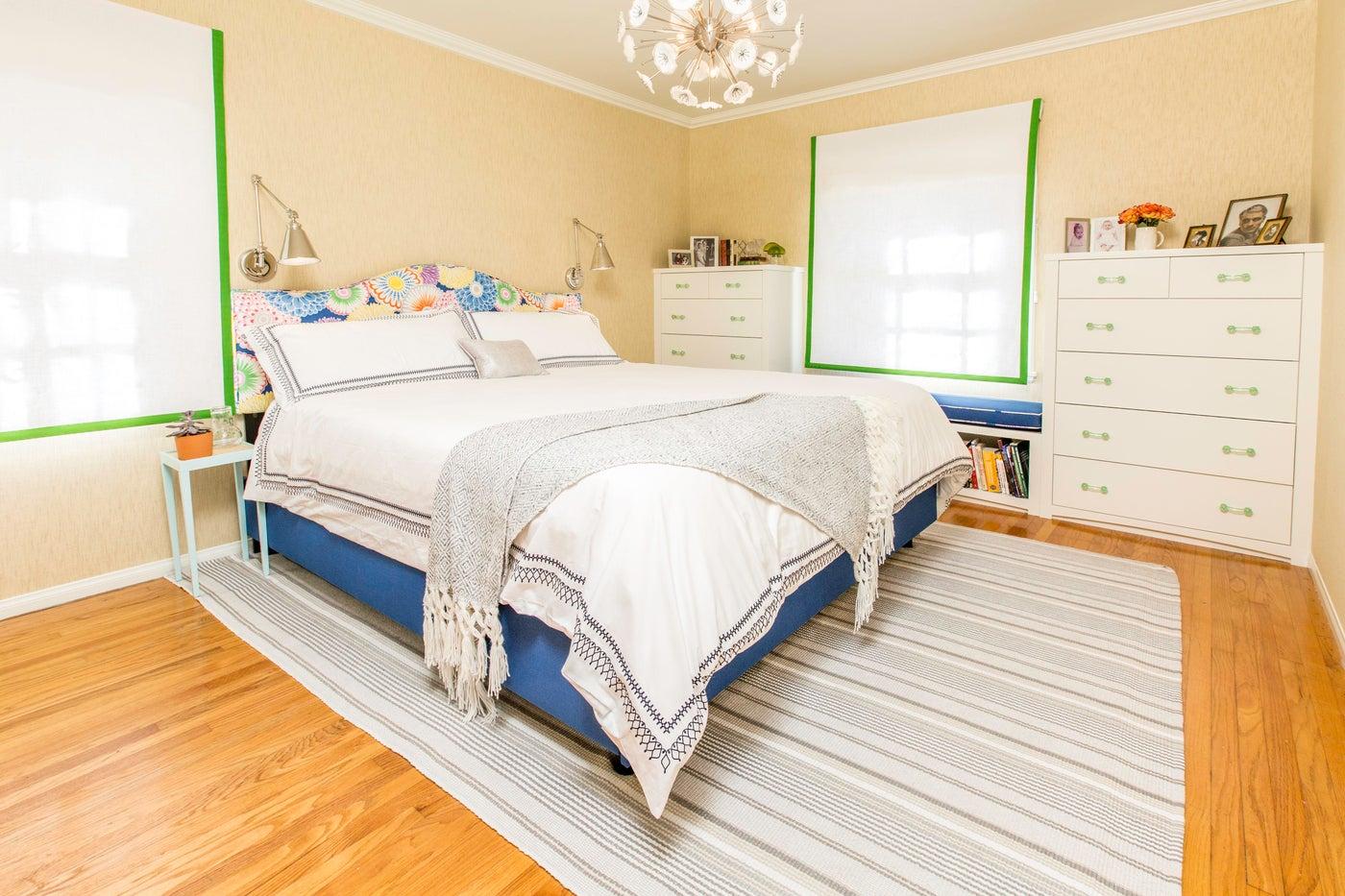 Hollywood Cottage Bedroom
