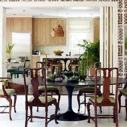 A Dining Room in Dallas
