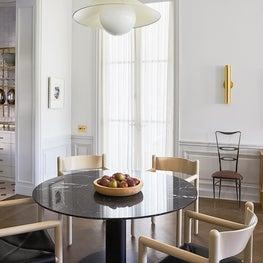 Chandler House Breakfast Room