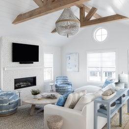 Beach House - Family Room
